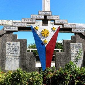 WWII Memorial Wall, Cadiz City, Negros Occidental