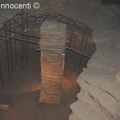 Tumulo Etrusco di Montefortini 2