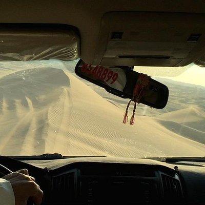 Dune...Bashed!