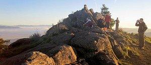 Hiking Spencer Butte in South Eugene