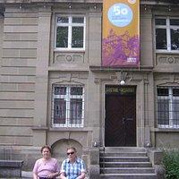 Goethe-Institut antigo hospital