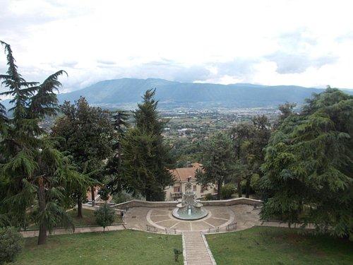 Parco delle Rimembranze e panorama