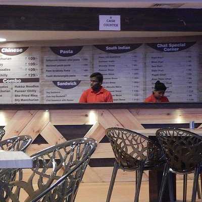 Blaster Restaurant - Central Mall