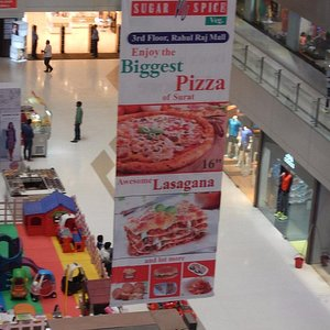 If only this banner were true.  I was looking forward to that pizza.