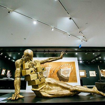 Opera Gallery Singapore-Pablo Picasso Salvador Dali show