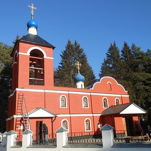 Храм памяти Максима Кисличка
