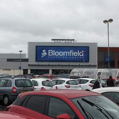 Bloomfield Shopping Centre, Bangor