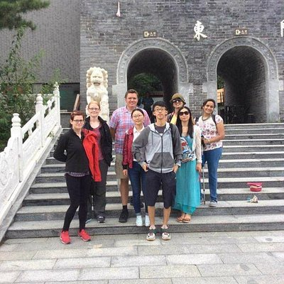 jinshanling great wall hiking