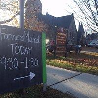 Saturday Farmer Market