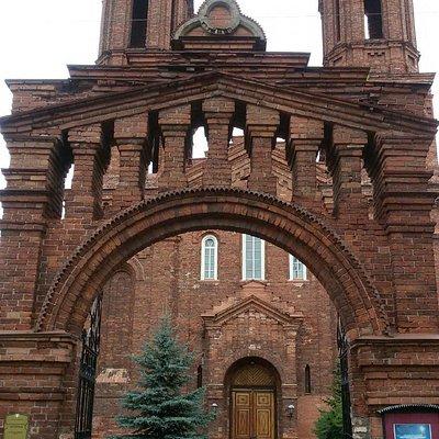 Римско-католический костёл святой Варвары (Барбары)