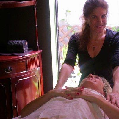 Custom massage treatments !