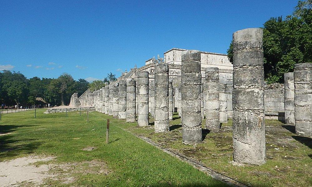 Ruínas de Chichen Itzá