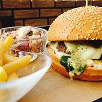 testarossa burger