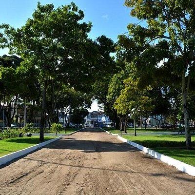 Praça da Independência - João Pessoa-PB