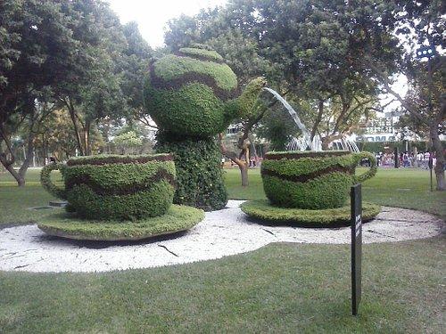 Parque de las aguas -lima-perú