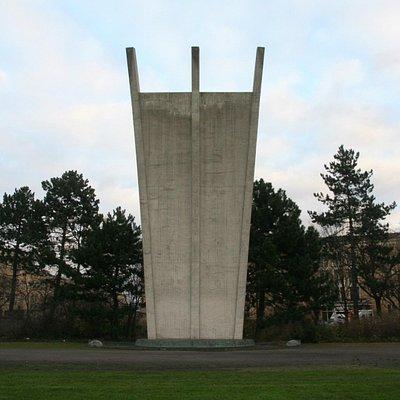 Berlin Luftbrückendenkmal