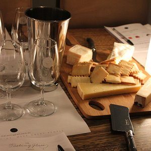 Cheese and Wine Matching
