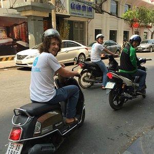 Saigon Free Motorbike Tour