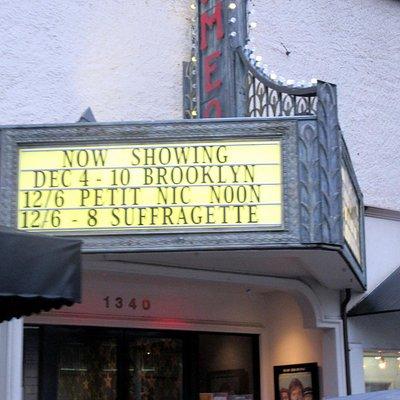 Cameo Cinema, Main Street, St. Helena, Ca