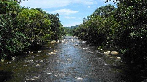 Rafting Rio Cachoeira