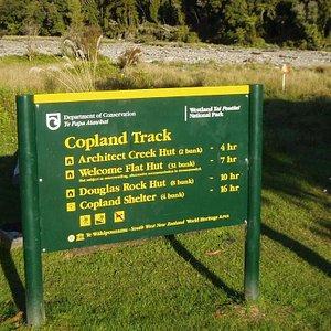 Copland Track