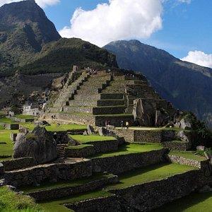 Machu Picchu itself