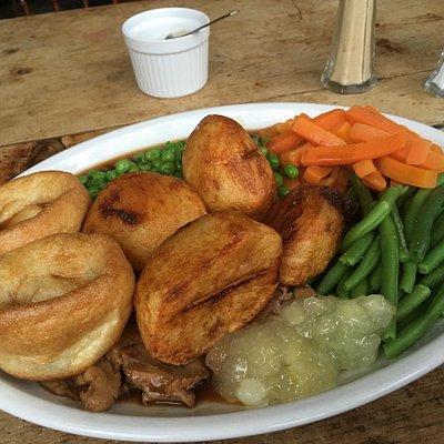 Roast Pork a la High Park Tavern!
