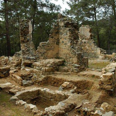 Overview, Gialia Georgian Monastery