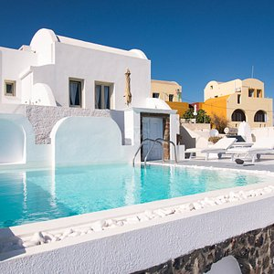 The Pool at the Altana Traditional Houses