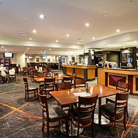 Enjoy a meal at the Captain Cook Tavern