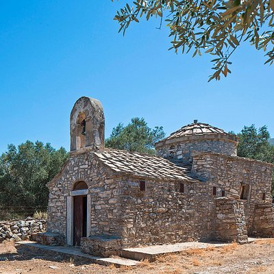 The Church of Agios Ioannis Prodromos (11th-13th centuries).
