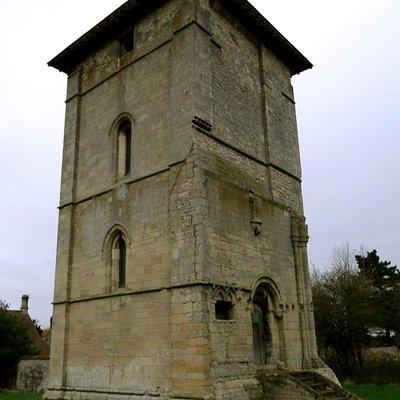 Temple Bruer Knights Templar Church