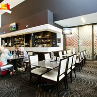 Enjoy a meal at the Ferny Grove Tavern
