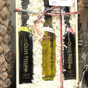 The Olive Press, Oxbow Market, Napa, Ca
