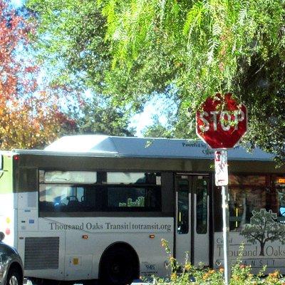 Thousand Oaks Transit, Thousand Oaks, Ca