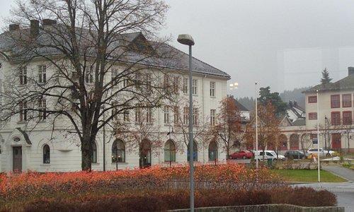 Kongsvinger city center