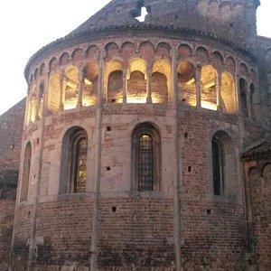 S.Sigismondo Rivolta d'Adda abside esterno