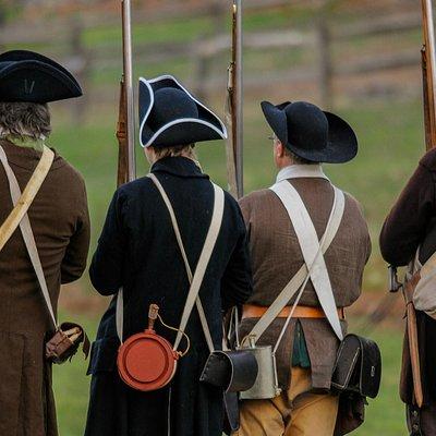 Gatepost Tours: Patriots Day, Concord, MA