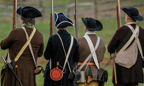 Gatepost Tours: Patriots Day, Concord, MA