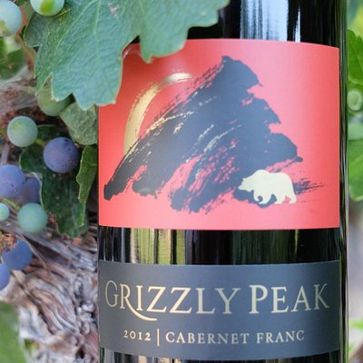 Double Gold Medal Winning Cab Franc