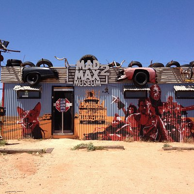 Mad Max Museum, Silverton NSW