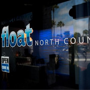 Float North County entrance