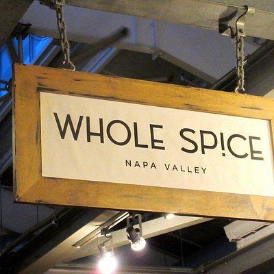 Whole Spice, Oxbow Market, Napa, Ca