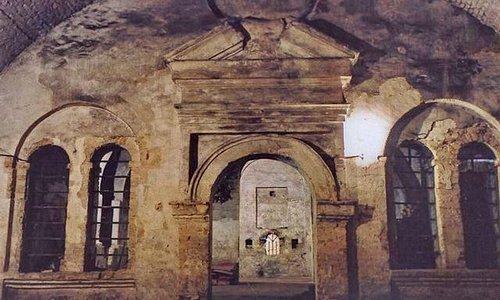 Подземелье под Костелом