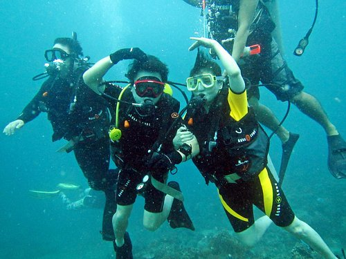 One of my Great Diving  ever Experienced