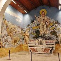 Chapelle des Penitents Blancs, Les Baux de Provence, France, Oct 2015