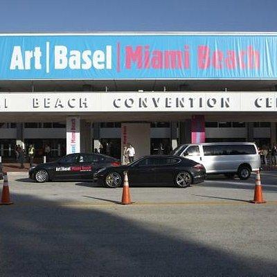 Art Basel Miami Beach Convention Center