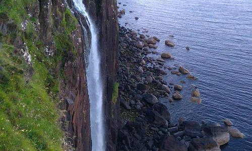 Kilt Rock, Isle of Skye - Classic Scottish tours available