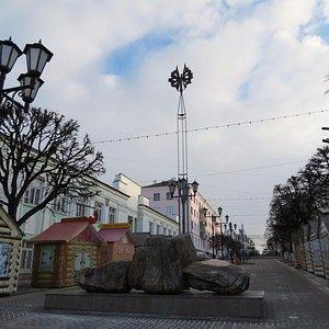 Зимний бульвар