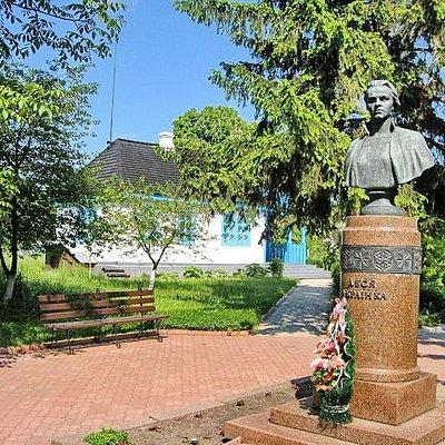 Музей-усадьба Леси Украинки в Колодяжном